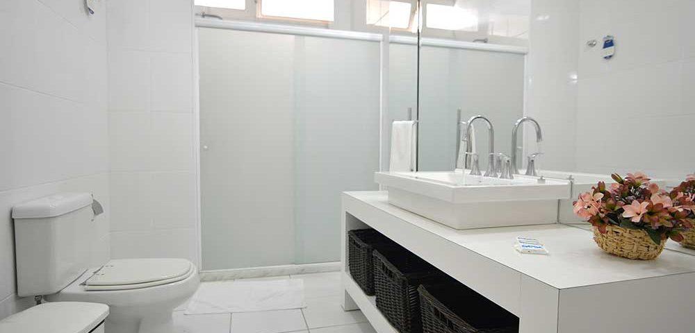 Hotel Sesc Nogueira banheiro quarto