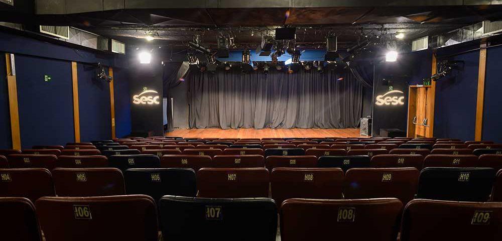 Sesc Engenho de Dentro teatro