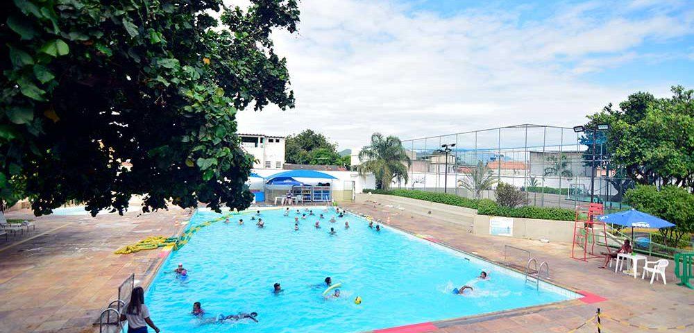 Sesc Madureira piscina
