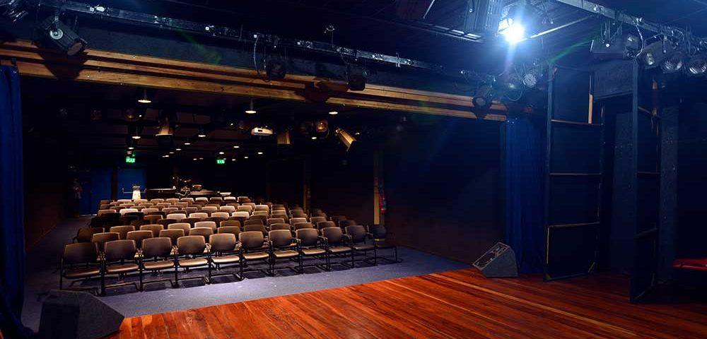 Sesc Madureira teatro
