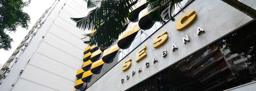 Hotéis Sesc RJ - Hotel Sesc Copacabana