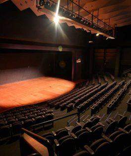 Sesc Nova Iguaçu - teatro