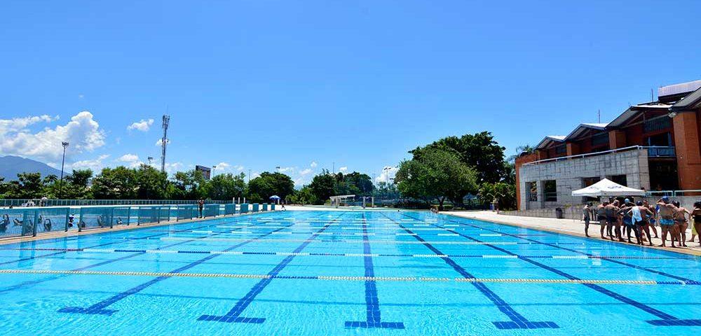 Sesc Nova Iguaçu - piscina
