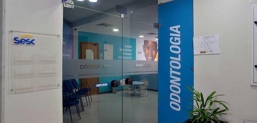 odontologia dentista Sesc São João de Meriti