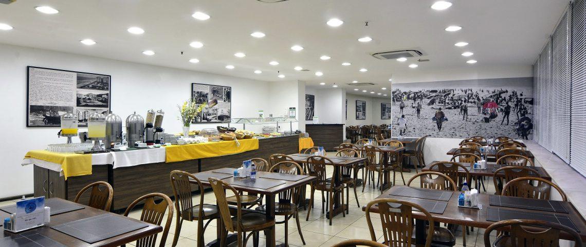Hotel Sesc Copacabana - restaurante