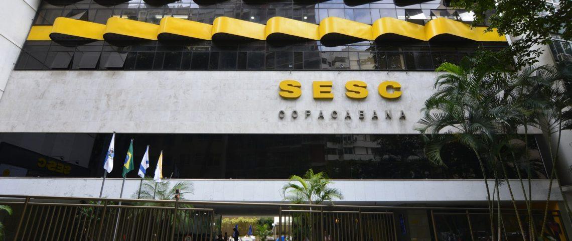 Hotel Sesc Copacabana - fachada
