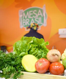 Mesa Brasil Sesc RJ