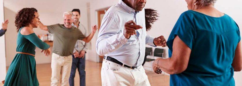Ritmos - dança no Sesc RJ