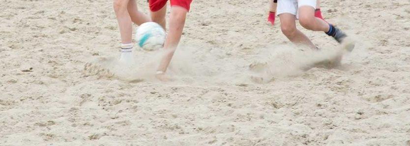 Futebol de Areia Sesc RJ