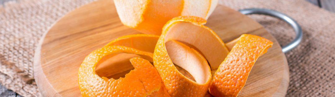 Casca de laranja - Receita Mesa Brasil