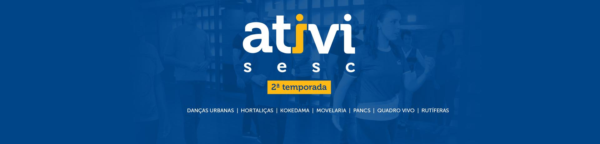 AtiviSesc 2ª temporada