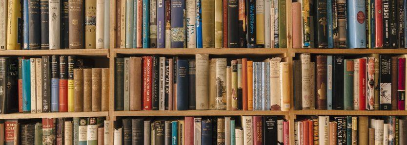 Literatura - dicas literárias durante a quarentena