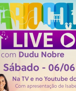 Live Dudu Nobre - Mesa Sem Fome