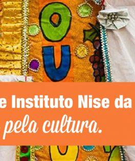 parceria com o Instituto Municipal Nise da Silveira