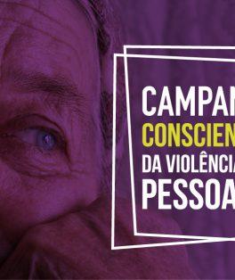 Campanha do Dia Mundial de Conscientização da Violência contra a pessoa idosa