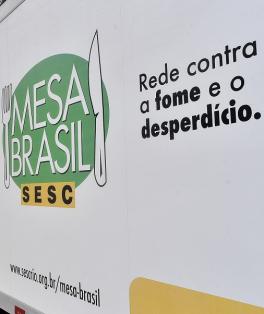 mesa brasil - doação de alimentos