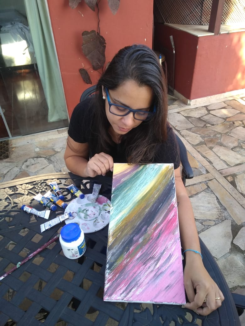 #ConectadosPeloSocial   Dia dos Artistas - Conheça o lado artístico da equipe Sesc RJ 3