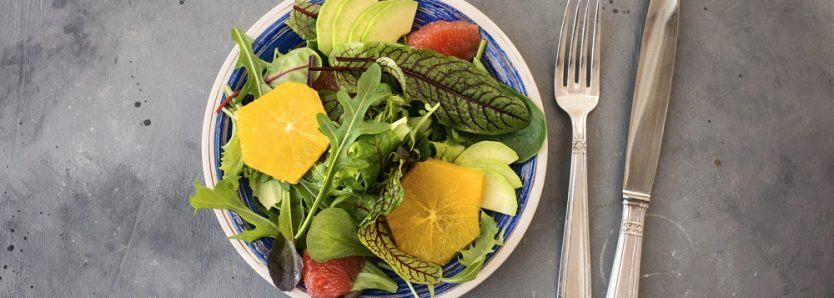 Empreendedorismo e alimentação saudável