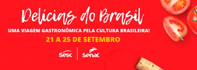 Delícias do Brasil 2020