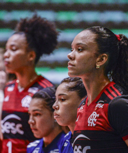 Sesc RJ Flamengo - Copa Brasil