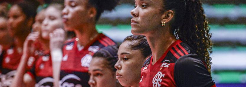Superliga - Sesc RJ Flamengo - Copa Brasil