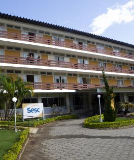 Hotéis Sesc RJ - Hotel Sesc Nogueira