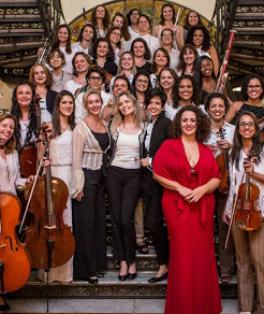 Orquestra Sinfônica de Mulheres do Brasil
