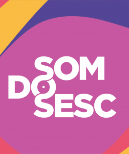 Som do Sesc: Nando Reis e filho Sebastião apresentam live com abertura de Chico Chico