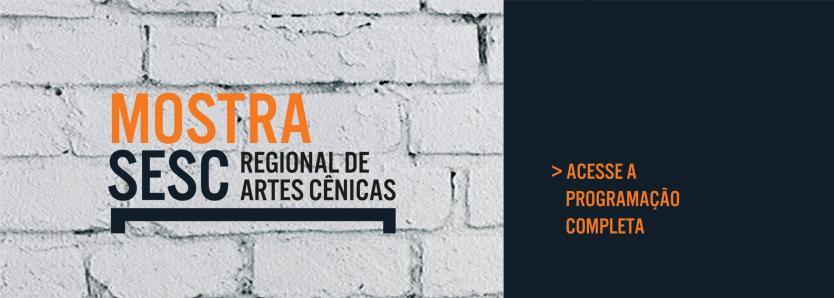 Mostra Regional de Artes Cênicas