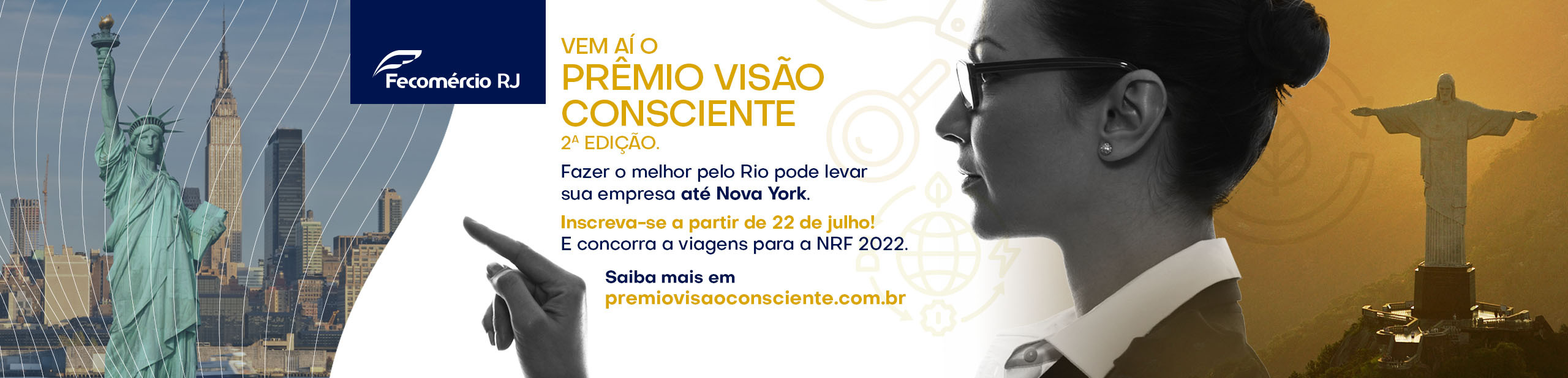 Prêmio Visão Consciente - edição 2021