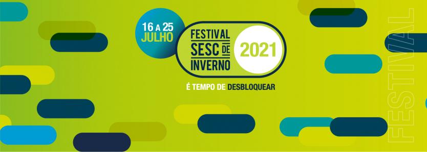 Festival Sesc de Inverno 2021 - a poesia se faz presente