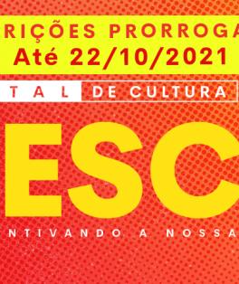 Edital Sesc de Cultura - Pulsar
