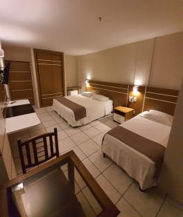 hotel sesc cabo frio - apartamento superior