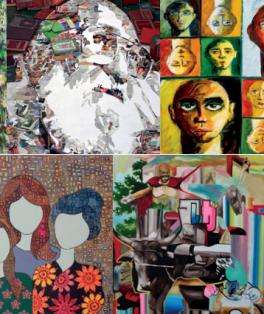 Exposição Novas Possibilidades de Leitura do Mundo - Sesc Nogueira